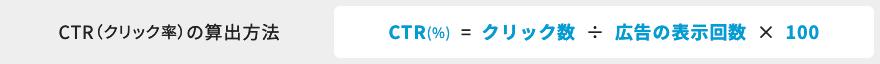 CTRの算出方法